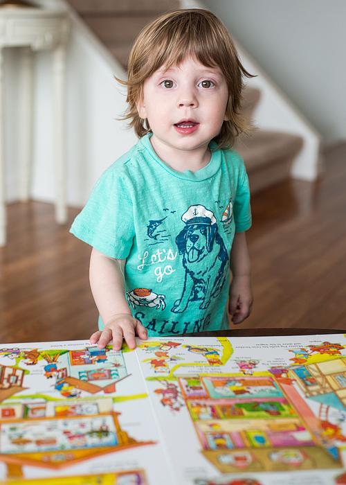 fun toddler photography in calgary