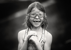 fun children's photography in calgary by Brandy Anderson