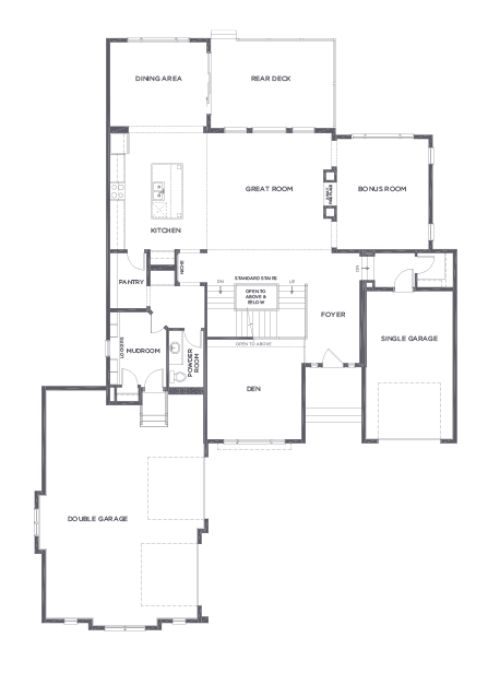 austin floor plan