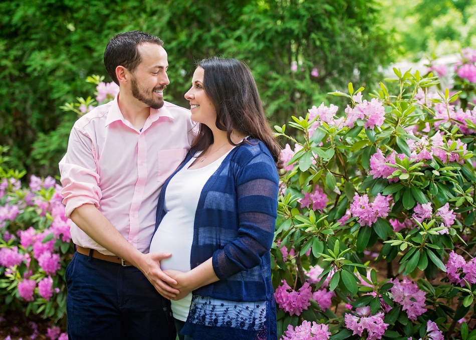 Connecticut maternity photography by brandy anderson